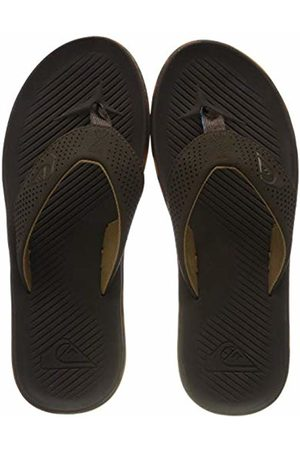 Quiksilver Haleiwa Plus-Sandals for Men Flip Flops, Xccc