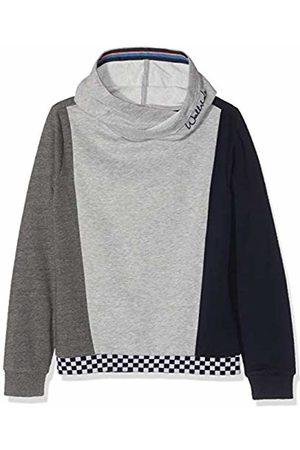 s.Oliver Boy's 61.908.41.2773 Sweatshirt, ( Melange 9400)