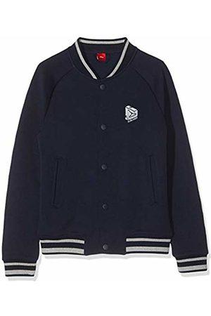 s.Oliver Boy's 61.908.43 1/351 Sweat Jacket, (Dark 5952)