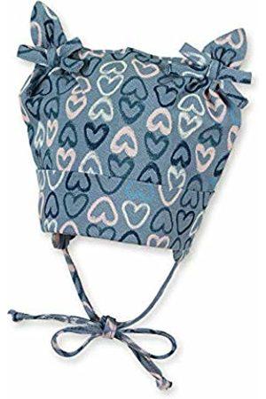 Sterntaler Baby Girls' Knotenmütze Cappellopello Cap