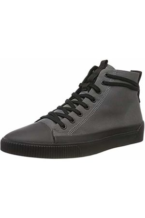 HUGO BOSS Men's Zero_hito_ny Hi-Top Trainers, (Dark 021)