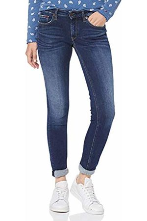 Tommy Hilfiger Women's Low Rise Skinny Sophie Orgk Straight Jeans