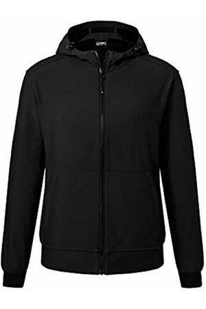 James & Nicholson Men's Hooded Softshell Jacket