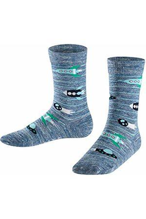 Falke Boy's Rocket Stripe Calf Socks