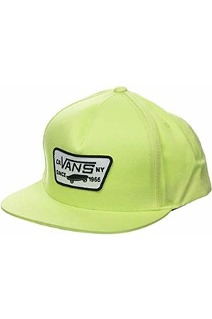 Vans Men's MN Full Patch Snapback Baseball Cap, (Sharp Sq4)