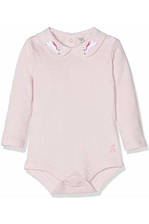 Joules Baby Girls' Snazzy Luxe Bodysuit, ( Rabbit Pinkrabbit)