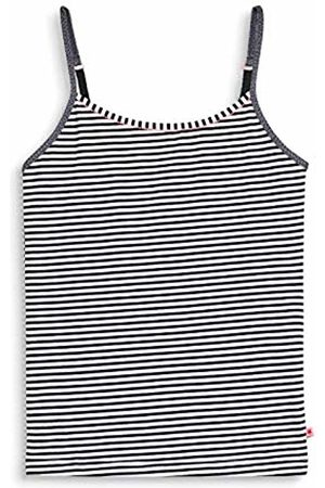 Esprit Girl's Sporty Stripe Yg Tank Top Vest, ( 100)