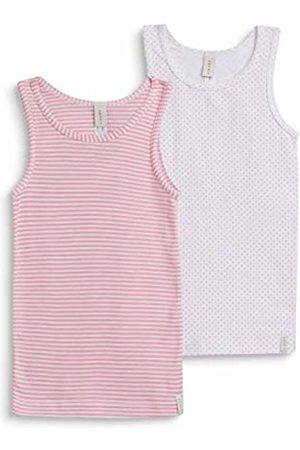 Esprit Girl's Girlie Mix Mg 2 Tank Top Vest, ( 100)