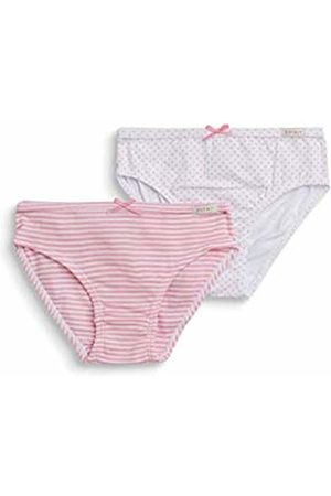 Esprit Girl's Girlie Mix Mg 2brief Knickers, ( 100)