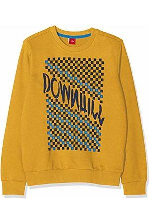 s.Oliver Boy's 61.908.41.2776 Sweatshirt, (Dark 1549)