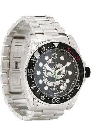 Gucci Dive 45mm steel watch