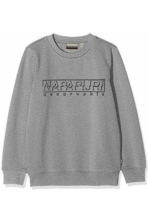 Napapijri Boys' K BOLI C WINT Sweatshirt, (MED Mel 160)