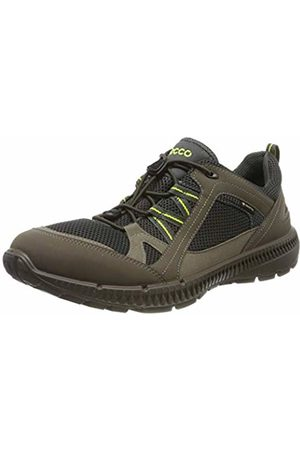 Ecco Men's Terracruise Ii Low Rise Hiking Shoes, Clay/Dark Shadow 51506