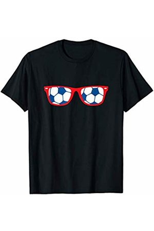 Soccer Sunglasses Shirts Fun Soccer Ball Sunglasses for Coach, Player, Mom
