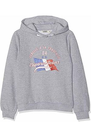 Kaporal 5 Girls' TAZOU Sweatshirt, G32 Greym