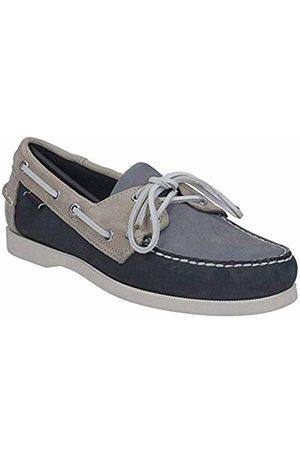SEBAGO Spinnaker, Men Boat Shoes, Blue (Blue Nbk/Sand Sde)