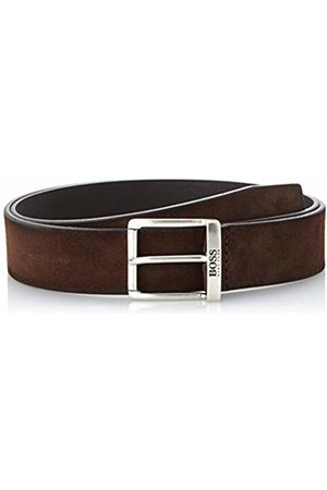 HUGO BOSS Men's Joni-sd_sz35 Belt, (Dark 201)