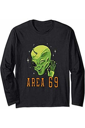 Wowsome! Area 69 Storm Area 51 Turn It Into Area 69 They Will Join US Long Sleeve T-Shirt