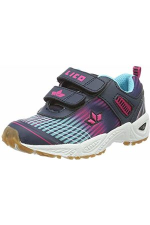 LICO Girls' Barney V Multisport Indoor Shoes