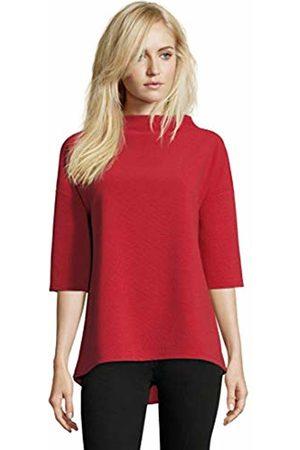 Betty Barclay Women's 3877/2931 Sweatshirt, ( Scarlet 4635)