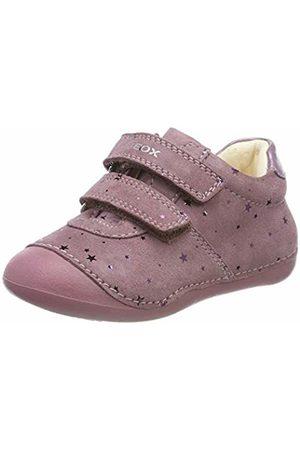 Geox Baby Girls' B TUTIM B Low-Top Sneakers, (Dk C8006)
