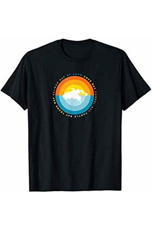 St John USVI Clothing Gifts and Souvenirs St John USVI Cruz Bay Caneel Bay Graphic T-Shirt