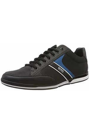 HUGO BOSS Men's Saturn_Lowp_NYRB Low-Top Sneakers