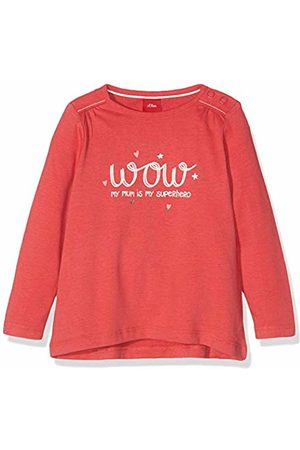 s.Oliver Baby Girls' 65.908.31.8701 Long Sleeve Top, 3420