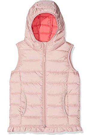 s.Oliver Girl's 58.908.53.2174 Gilet, Dusty 4261