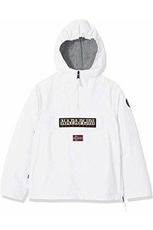 Napapijri Boy's Rainforest Winter Jacke Jacket, (Bright 002)