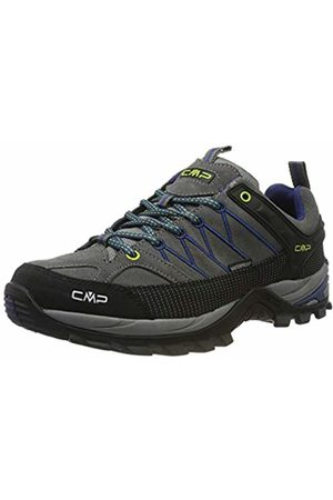 CMP Men's Rigel Low Rise Hiking Shoes, ((Graffite-Marine 35ud)