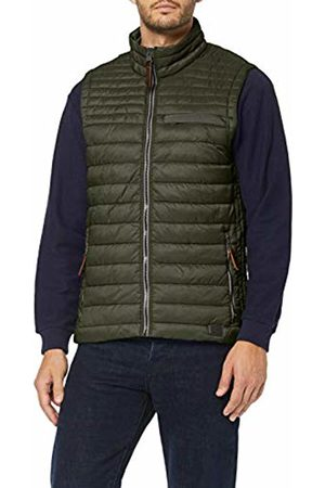 Camel Active Men's 460900/2r23 Outdoor Gilet, (Dark 37)