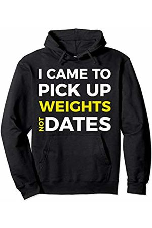 Tanim Funny Gym Workout Weightlifting Shirt or Top For Women Girls Pullover Hoodie