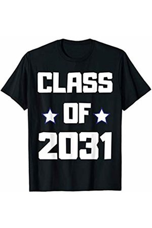 BACK to SCHOOL - Graduation Shirt for MEN Gift tee CLASS of 2031 GROW WITH ME Shirt - BOYS First Day of School