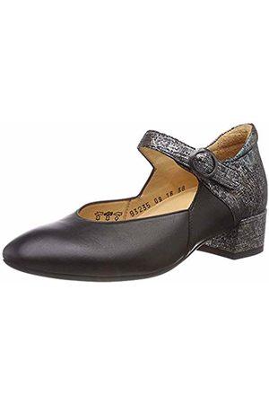 Think! Women's Glei_383235 Ankle Strap Heels, ((Sz/Kombi 09)