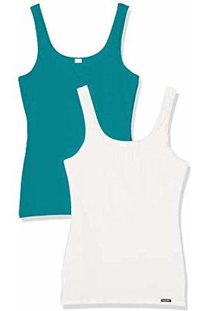 Skiny Women's Advantage Cotton Tank Top 2er Pack Vest