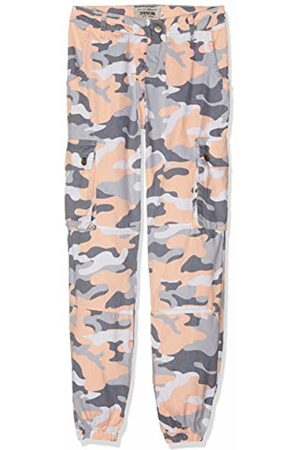 New Look 915 Girl's Camo Cargo Trousers, ( Pattern 79)