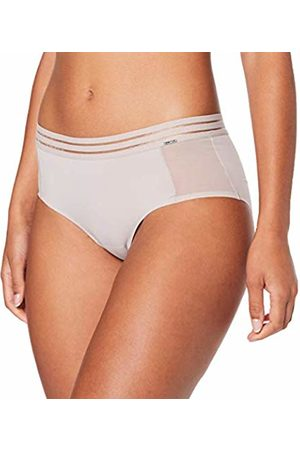 HUBER Women's Body Essentials Damen Midi Slip Brief