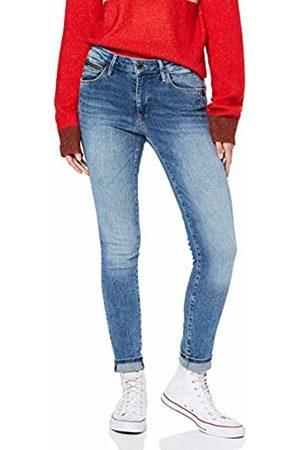 Mavi Women's Adriana Skinny Jeans, Ocean Glam 29249