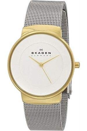 Skagen Nicoline Womens Quartz Watch with Dial and Silver Stainless Steel Bracelet SKW2076