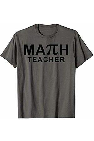 Miftees Math Teacher funny Pi T-Shirt