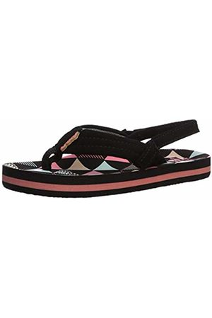 Reef Girls' Little Ahi Flip Flops