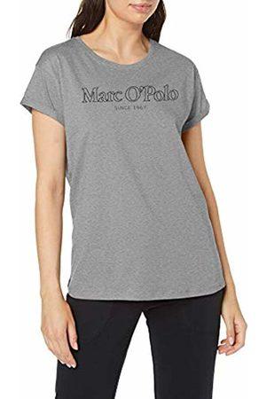 Marc O' Polo Women's Mix W-Shirt Crew-Neck Pyjama Top