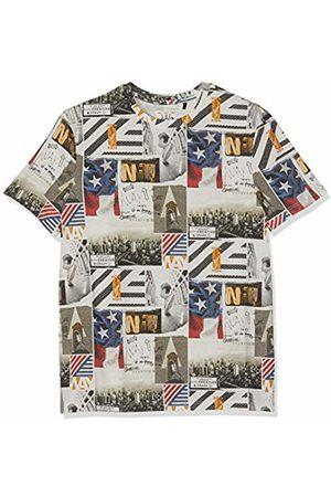 IKKS Boy's Tee Shirt Mc All Over T