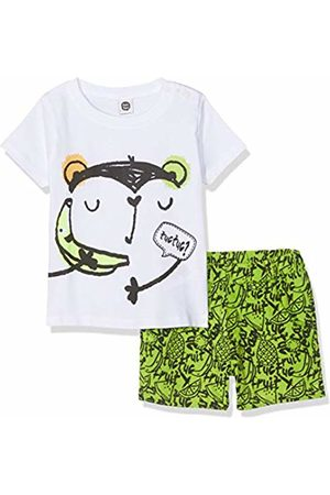 Tuc Tuc Baby Boys' Camiseta+Bermuda Estampada Punto Niño Fruit Festiv Clothing Set