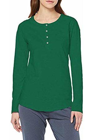 Schiesser Women's Mix & Relax Shirt 1/1 Arm Pyjama Top