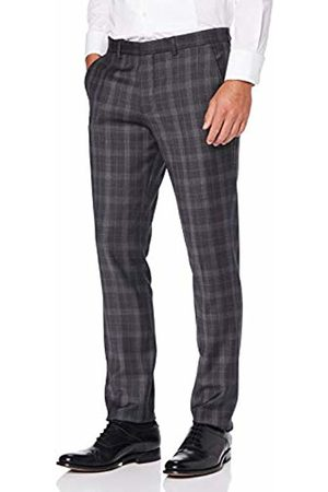 Selected Homme NOS Men's Slhslim-myloport Check TRS B Noos Suit Trousers