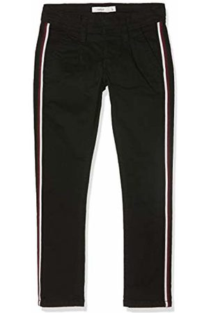 Name it Boy's Nkmrobin Twibrian Cropped Chino Bl Trouser