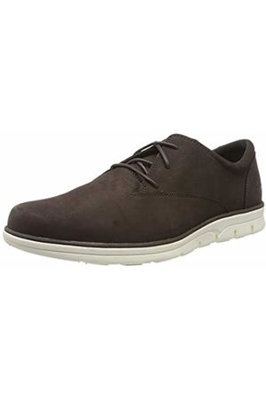 Timberland Men's Bradstreet Plain Toe Oxfords, (Dark Nubuck)