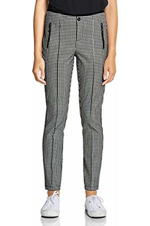 Street one Women's 372499 York Slim Fit Trouser